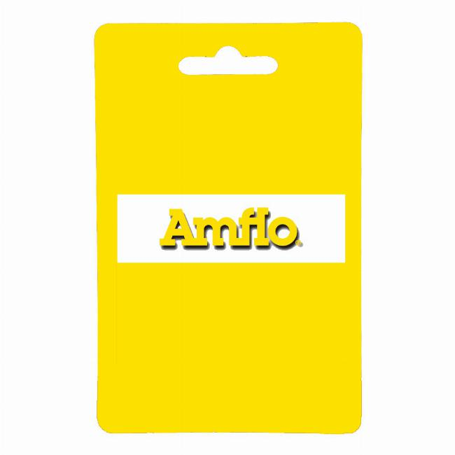 Amflo 118D Chuck Dual Foot Safety Lock-On