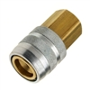 "Amflo 119 Chuck Lock-On, Direct Airline,  1/4"" NPT"