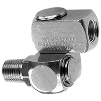 Amflo 21-607 Air Hose Swivel Connector 1/4""