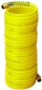 "Amflo 4-25E-RET Air Hose Nylon Recoil 1/4"" X 25' Yellow"