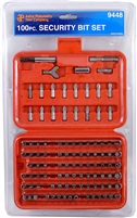 Astro 9448 100 Piece Security Bit Set