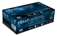 Atlantic Safety Q331-M InTouch Nitrile Gloves, Medium, 100/bx