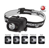 "Bayco Lighting NSP-4608B Dual-Lightâ""¢ Multi-Function LED Headlamp"