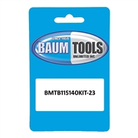 Baum Tools B115140KIT-23 12x1.25 Adapter for N63