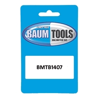 Baum Tools B1407 3 Piece Oil Filter Wrench Set