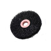 Brush Research CN420F CN 4 .020 5/8 AH Nylon Brush Wheel, 6/pack