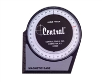 Central Tools 6494A Angle Finder Graduated In 1/2 Degree