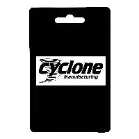"Cyclone 2018 1-1/2"" Gauge, 1/8"" NPT, Rear Mount"