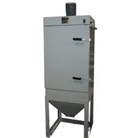 CycloneCyclone DC4000 400 CFM Abrasive Blast Cabinet Dust Collection System