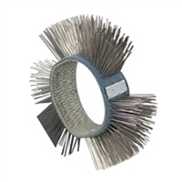 Dent Fix DF-702SF Fine Stainless Steel Wire Brush (DF702SF)