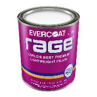 Evercoat 105 Rage® Premium Body Filler, quart