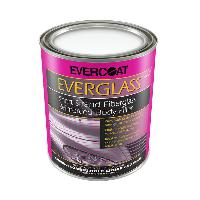 Evercoat 632 Everglass Short Strand Reinforced Filler, quart