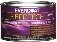 Evercoat 635 Fiber Tech 1/2 Gallon