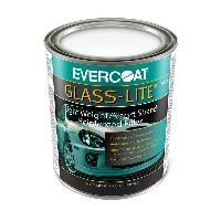 "Evercoat 638 Glass-Liteâ""¢ Reinforced Filler, quart"