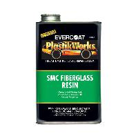 Evercoat 864 SMC Fiberglass Resin, qt