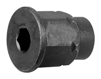 "Gedore 19 SK-19V  Adaptor 19 mm hex - 1/2"" square"