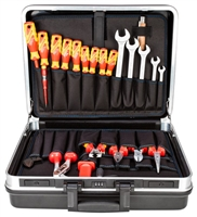 Gedore 3082156 1041-003 Tool Set VDE in case, 74 pcs.