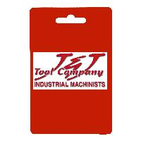J & J Tool 1021 8mm, 1.25 Metric Alignment Stud End