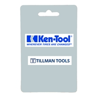 Ken Tool 30170-10 Ford/Chry Hubcap Lock