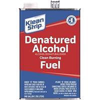 Kleanstrip GSL26 Denatured Alcohol, Gallon