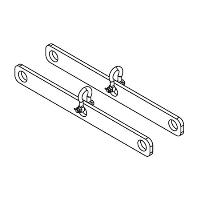 Kent-Moore EL-51102-10 Lateral Bars and Shackles