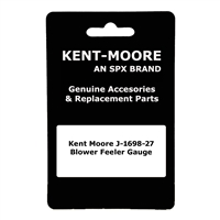 Kent Moore J-1698-27 Blower Feeler Gauge