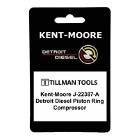 Kent-Moore J-22387-A Piston Ring Compressor