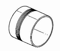 Kent-Moore J-23442 Piston Ring Compressor (4.875) (J23442)