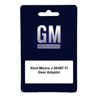 Kent-Moore J-26487-11 Gear Adapter (J26487-11)