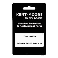 Kent-Moore J-38351-25 Serial Port Adapter DB9M To DB (J38351-25)