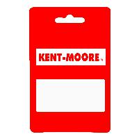 Kent-Moore J-38581-16 Red 1.6mm F-Connector Adapter Pkg 3