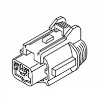 Kent-Moore J-48817-117 Connector, Replacement (Pkg Of 2) (J48817-117)