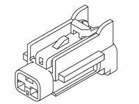 Kent-Moore J-48817-120 Connector, Replacement (Pkg Of 2) (J48817-120)