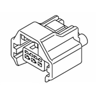Kent-Moore J-48817-121 Connector, Replacement (Pkg Of 2) (J48817-121)