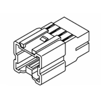 Kent-Moore J-48817-135 Connector, Replacement (Pkg Of 2) (J48817-135)