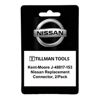 Kent-Moore J-48817-153 Connector, Replacement (Pkg Of 2) (J48817-153)
