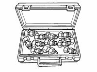 Kent-Moore MEL1549 Excavator Fitting Kit