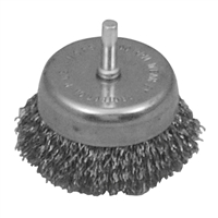 "Lisle 14020 2-1/2"" Wire Cup Brush"