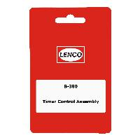 Lenco B-380 Timer Control Assembly