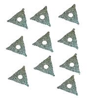 Lenco QP-451 Star Tips - 10 Pieces
