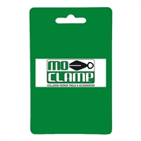 "Mo-Clamp 6309 Hook Gm R W/ 3/8"" Grab Hook"
