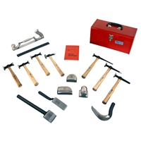 Martin 691K 17 Piece Body & Fender Repair Tool Set