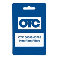OTC Tools 00002-03703 Hog Ring Pliers
