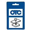 OTC 09350-07050 Number 3 Piston Spring Compressor for Toyota