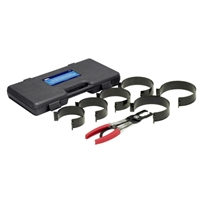 OTC 4838 Piston Ring Compressor Set, 6 Piece