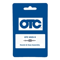 OTC 6525-9 Brass Nozzle & Hose Assembly (6525)