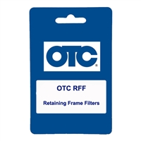 OTC RFF Retaining Frame Filters For Sensor Head (Set Of 2)