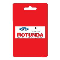Ford Rotunda 418-083 Terminal W/Tail (Bag Of 10)