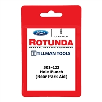 Ford Rotunda 501-123 Hole Punch (Rear Park Aid)