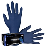 SAS Safety 6604 Thickster Gloves, 50/bx, X-Large